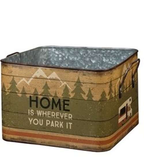 Bin Home Is Wherever You Park It