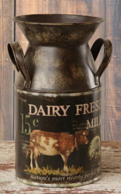 Milk Can - Dairy Fresh Milk