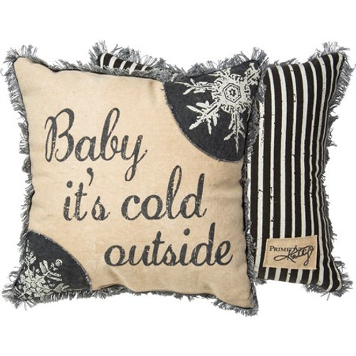 Pillow - Baby It's Cold