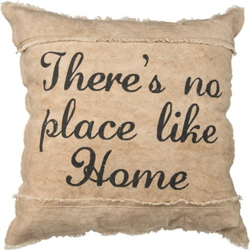 Pillow - No Place Like Home