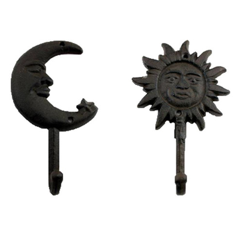 Sun or Moon Single Hook
