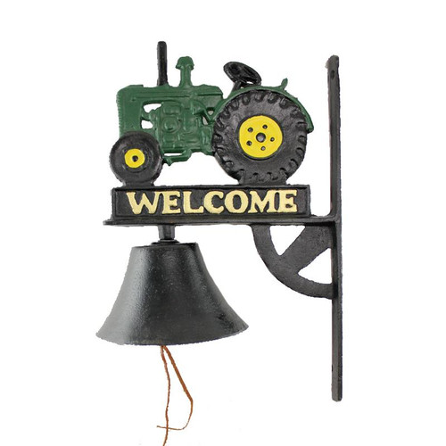 Tractor Welcome Bell Heavy duty Cast Iron