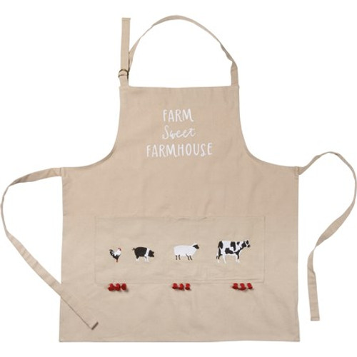 Apron - Farm Sweet Farmhouse