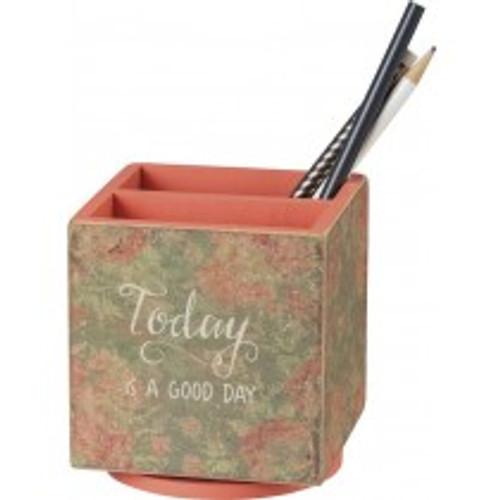 Good Day Pen Holder