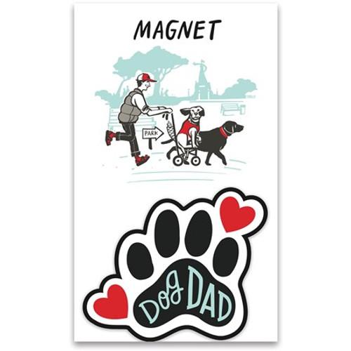 Magnet - Dog Dad