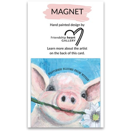 Magnet - Happiness Comes From Within