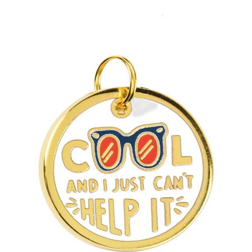Collar Charm - Cool And I Just Can't Help It