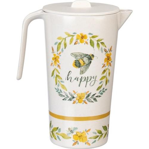 Pitcher - Bee Happy