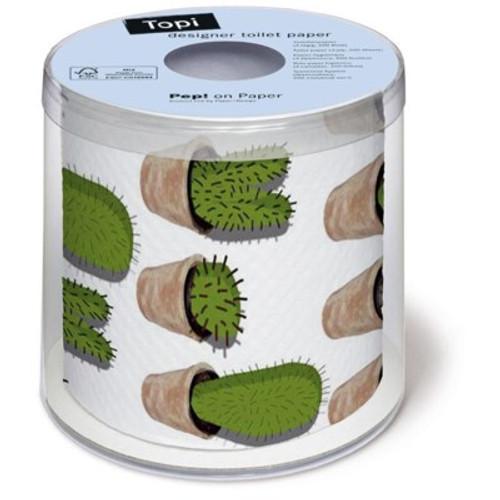 Cactuses - Designer Toilet Paper