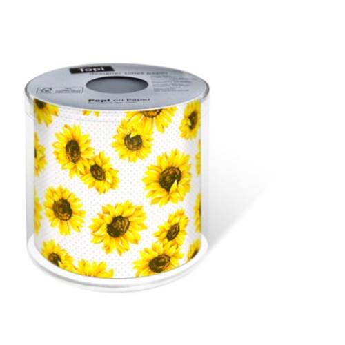 Sunflower garden - Designer Toilet Paper