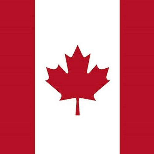 Canada Flag - Luncheon Napkin