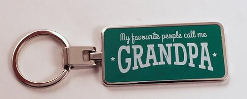 Key Ring Call Me Grandpa