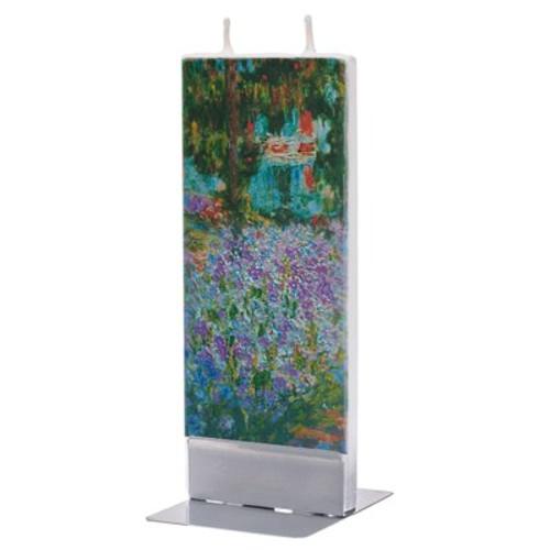 Claude Monet Irises In Monet's Garden