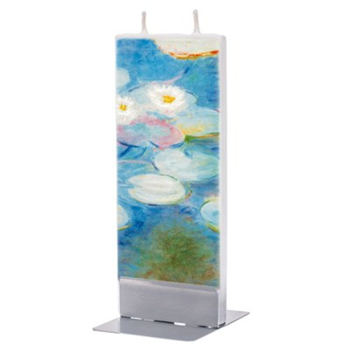 Claude Monet water-lilies-pink