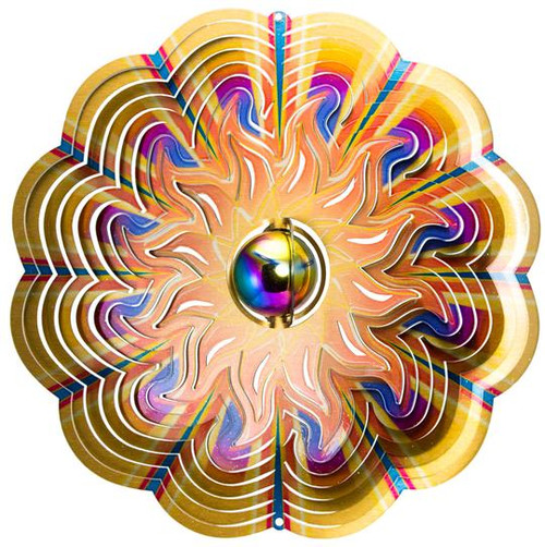 Wind Spinner-Sun Gazing Ball Collection LARGE