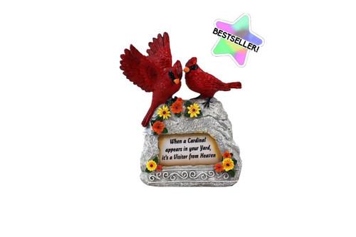 Solar Cardinal Memorial Stone