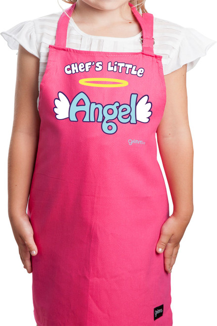 Chef's Little Angel Kids Apron