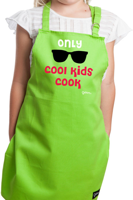 Cool Kids Cook Kids Apron
