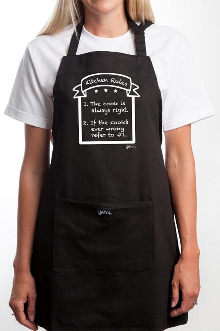 Kitchen Rules Apron