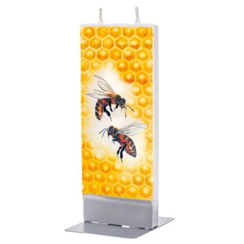 Honey Bees on Honeycomb 2