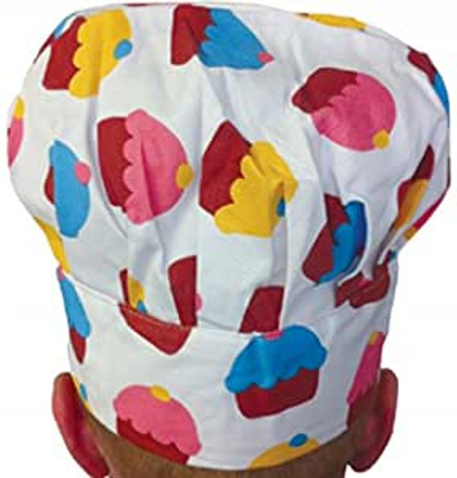 Cupcake Children's Chef Hat