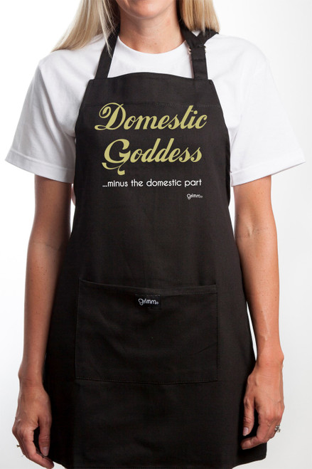 Domestic Goddess Apron