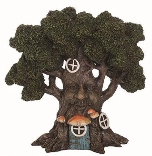 Fairy Garden Enchanted Tree w/face