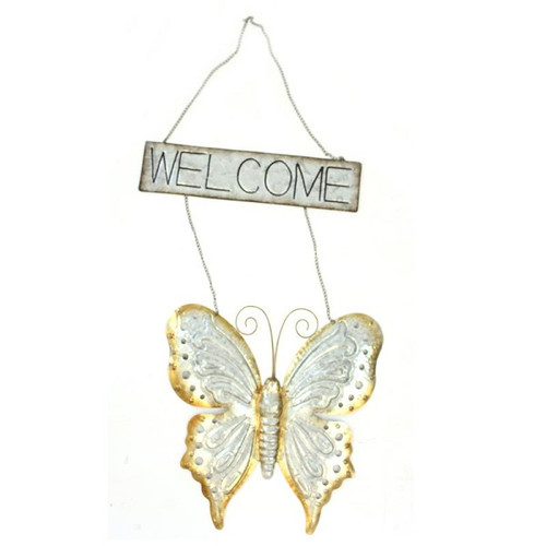 Welcome Butterfly - Metal