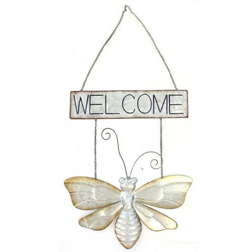 Welcome Bee - Metal