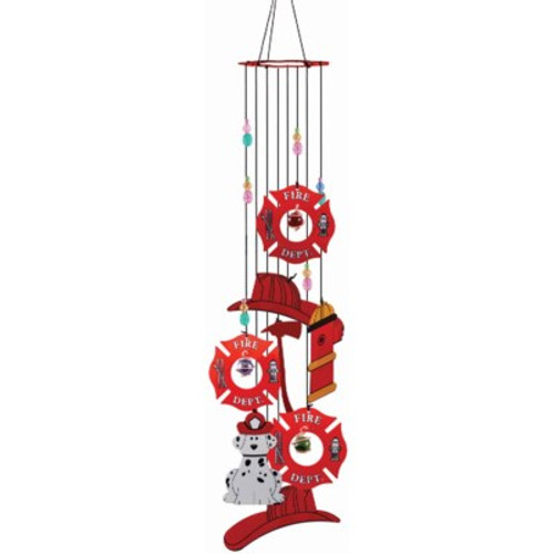 FIREFIGHTER WIND CHIME1