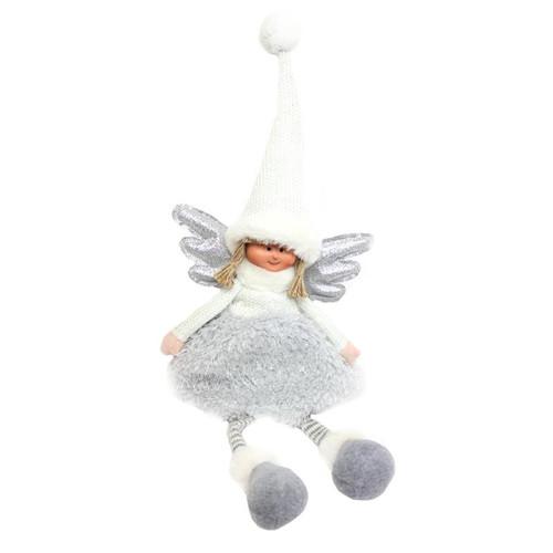 ANGEL EDGE SITTER SILVER