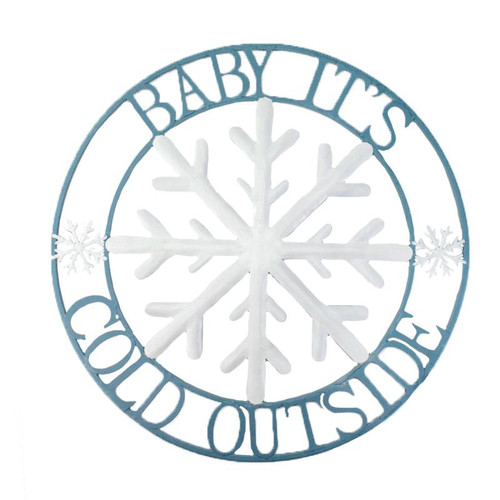 BABY IT'S COLD OUTSIDE CIRCLE