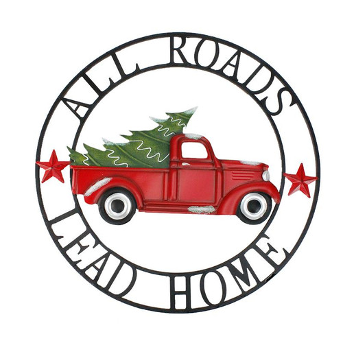 ALL ROAD LEAD HOME TRUCK CIRCLE