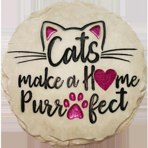 CATS PURRFECT STEPPING STONE