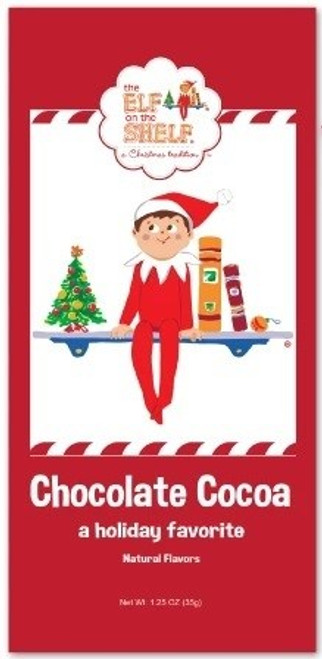 ELF ON THE SHELF© CHOCOLATE COCOA PACKET