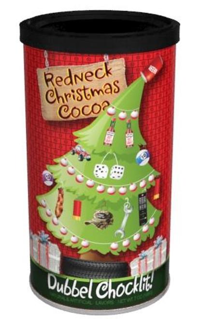 "REDNECK CHRISTMAS ""DUBBEL CHOCKLIT!"" CHOCOLATE COCOA"