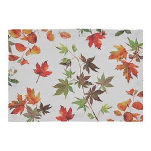 FALLING LEAVES PLACEMATS (Set of 4)
