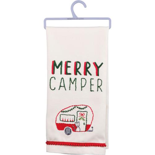 Dish Towel - Merry Camper