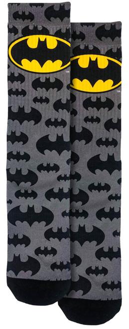 BATMAN LOGO SOCKS