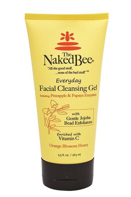 Orange Blossom Honey Everyday Facial Cleansing Gel 5.5oz tube