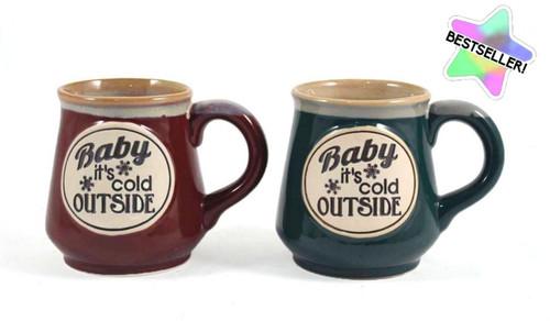 Baby It's Cold Outside Mug 16oz