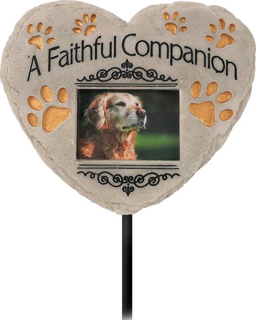 FAITHFUL COMPANION GARDEN STAKE