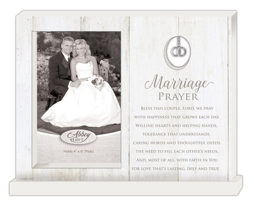MARRIAGE PRAYER STANDING FRAME
