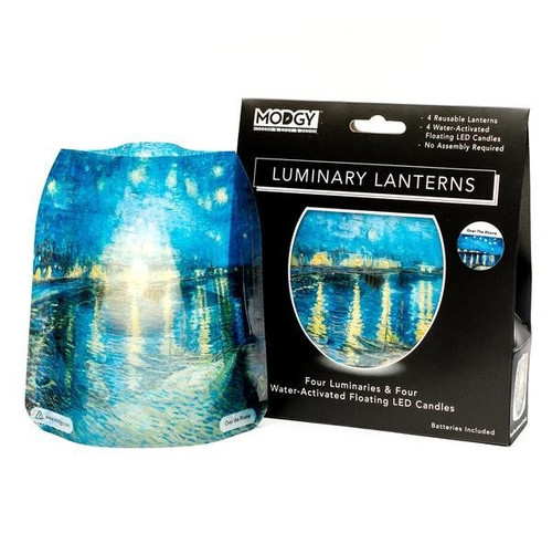 Luminary Lanterns Over the Rhone (4 per pkg)