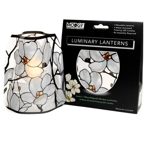 Luminary Lantern - Magnolia Window (4 per pkg)