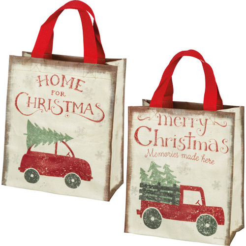 Daily Tote - Home For Christmas