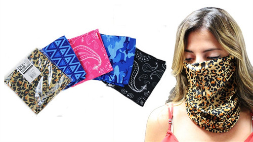 MULTIFUNCTIONAL FACE & Neck Protection
