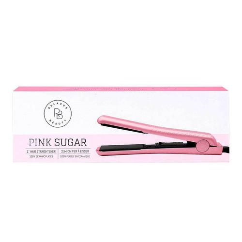 Ceramic Hair Straightener Pink Sugar