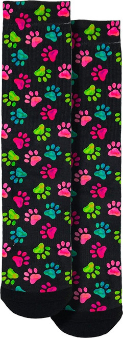 Pawprint Socks (One size fits all)