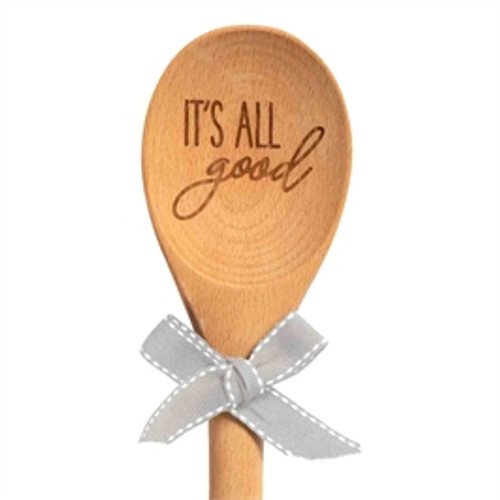 It's All Good Wooden Spoon